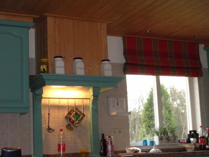 Plafond & schouw